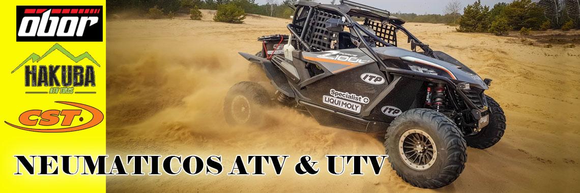 NEUMATICOS UTV ATV